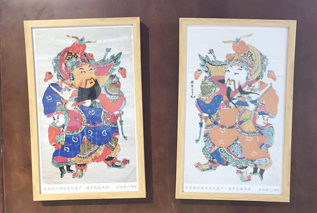 梁平木板年画及非遗文献展在重庆开幕