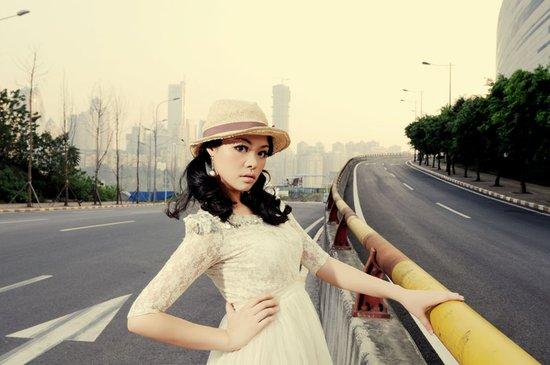 梁琦(Sophie):车圈美女的时尚之品