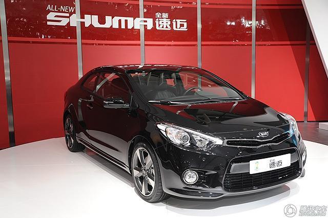 [国内车讯]起亚新速迈24日上市 共推6款车型