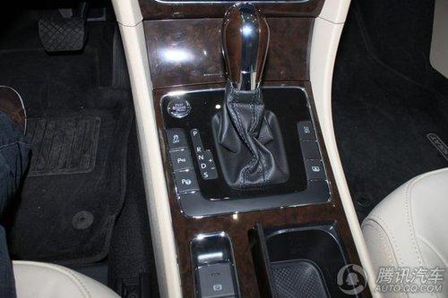 2013款 帕萨特 3.0L V6 DSG旗舰版