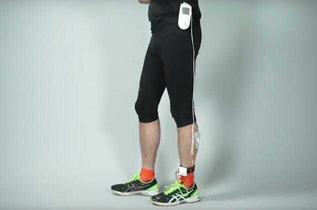 这款仪器电击提高你跑步速度 你敢试吗?