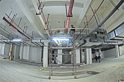 沙磁文化广场公共停车库年内投用 新增3000个停车位