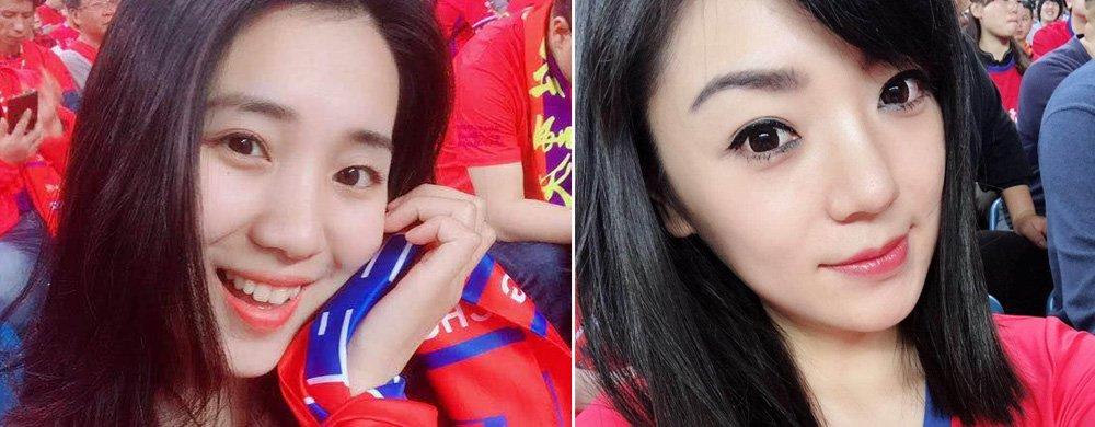【大渝星工厂】据说,重庆最漂亮的美女球迷都在这里了