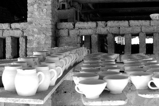 800年土陶