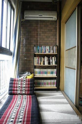 三室一厅一卫一书房 24图秀装修的美家