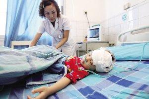 4岁女孩泸州失踪重庆现身 满身是血一夜惊魂