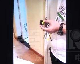 酒店房间有摄像头
