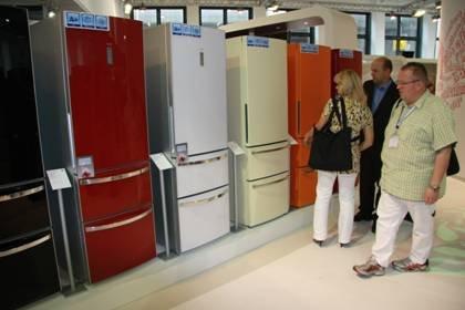 德国客户称赞:海尔冰箱独一无二