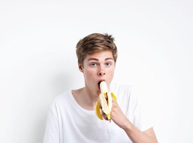 香蕉对男人健康大有好处