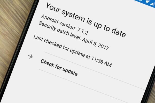 Android设备不安全?专家称就看你更不更新