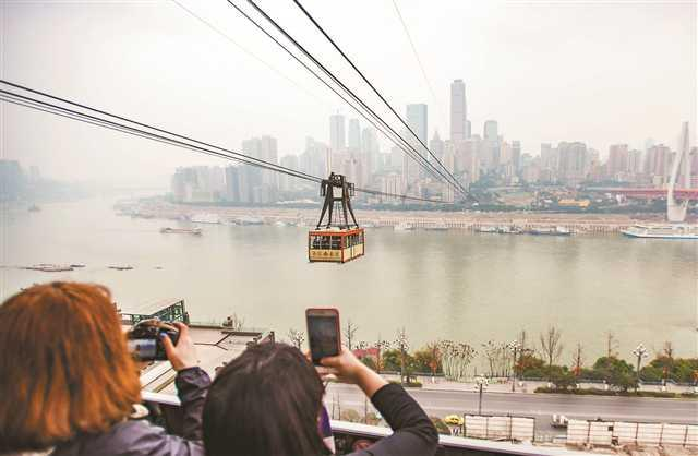 魅力重庆 梦幻都市 近年主城特色景点走红