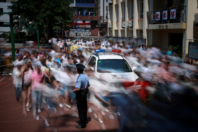 2018年高考即将到来 江津警方7大举措为考生护航