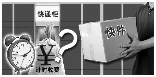 快递柜收费调查 迫不得已还是强制消费?