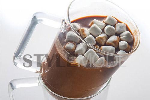 酒热巧克力