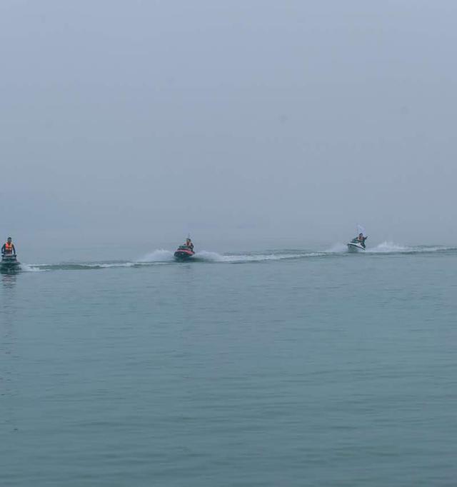 即日起,重庆南岸区广阳岛水上运动盛大开业!