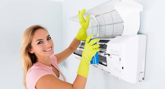 空调一年不清洗到底有多脏?附清洗教程