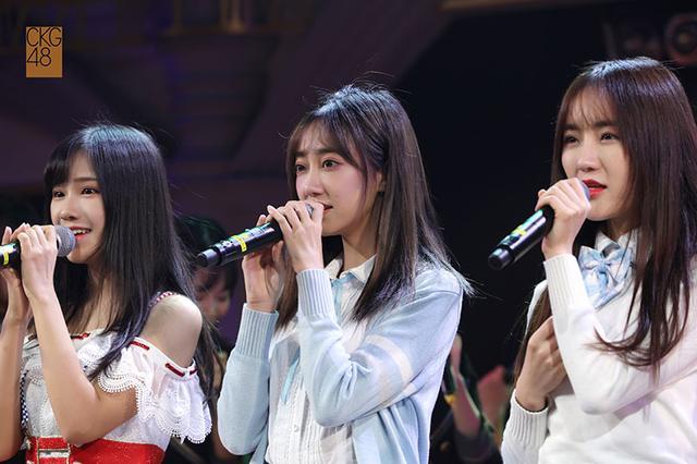 SNH48姐妹团CKG48落户重庆 36位成员首曝光