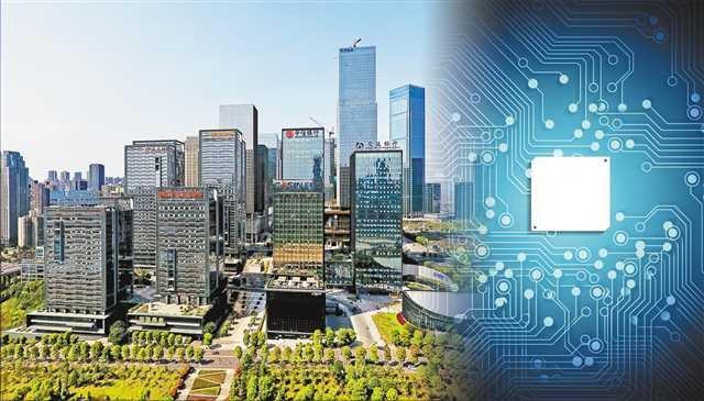 重庆:培育集成电路千亿级产业