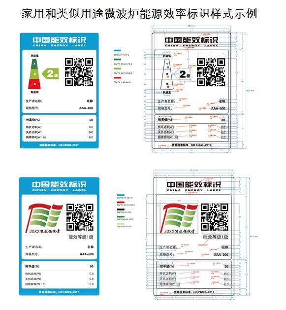 新版电饭锅微波炉能效标实施细则6月施行