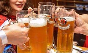 德国十月啤酒节超级大趴狂欢三天