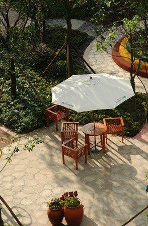 仁安龙城国际打造人居园林新标杆 成就绿色生活