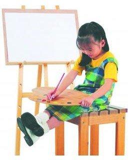 四岁宝宝学画画