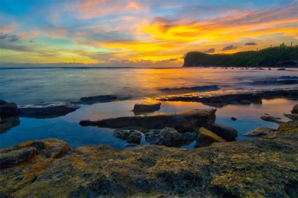 历史爱好者不容错过的关岛杜梦湾历史之旅