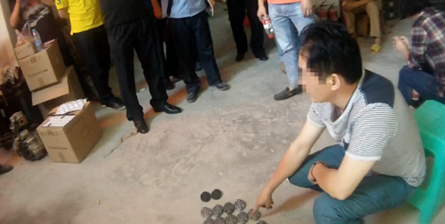 巴南警方破获一起特大假冒注册商标案 涉案金额超千万