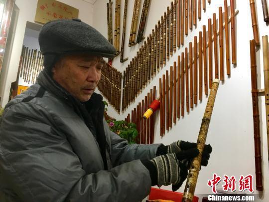 中国非遗之玉屏箫笛:一箫一笛琴瑟和鸣