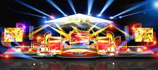 11.13国际巨星重庆演唱会重金打造炫丽舞台