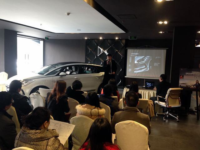 重庆运湖举行雪铁龙DS5新春豪华看车团活动