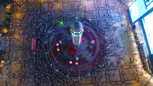 干件大事情!重庆最有才华的潮人将现身解放碑