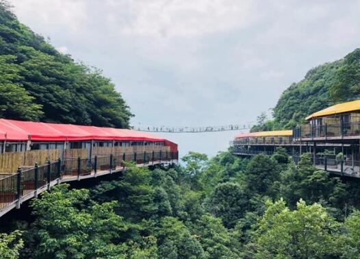 7月重庆旅游哪儿好玩? 到这些地方露营尝鲜