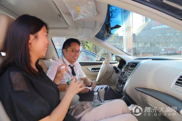 叮叮约车全国总部落户重庆綦江 主城8月2日起可用车