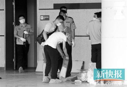 广州大学城男厕现女腐尸疑失踪杭州女生(图)