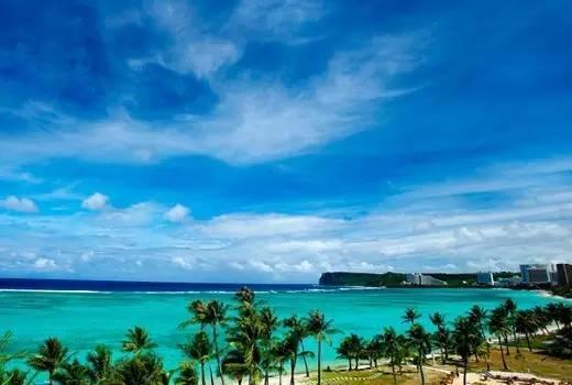 关岛:离亚洲最近的美国领土 太平洋上伊甸园