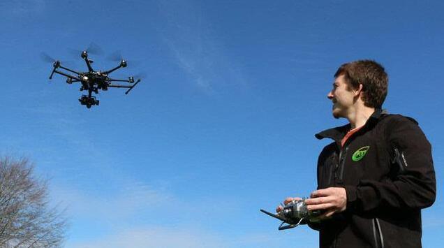 中国民航局:会研究推行无人机实名制