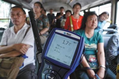 夏季开车犯困?当心是二氧化碳超标
