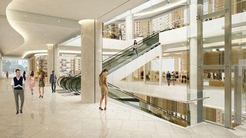 重庆高端购物中心 美美时代广场