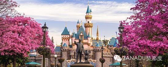 全球12个最适合带娃去狂欢的游乐园