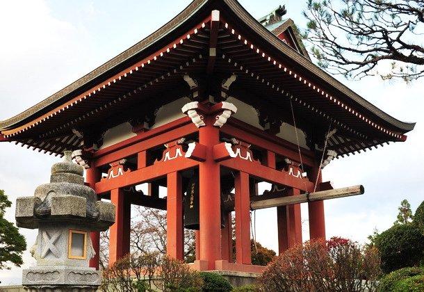 走马观花看日本:箱根平和公园
