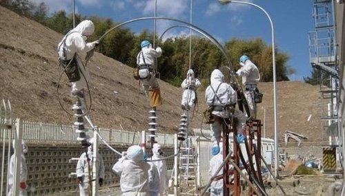 福岛50勇士首次接受采访:我们已不属于自己
