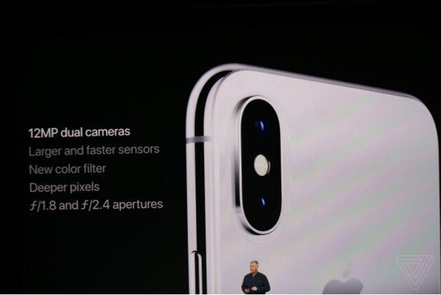 新iPhone三连发!iPhone X 8388元起售