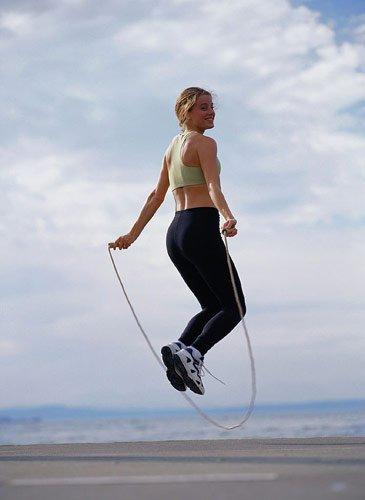 每天跳绳200下 仅两个月就减30斤
