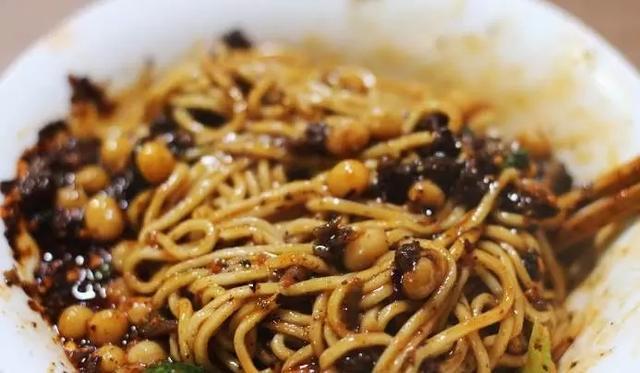 重庆超美味的5碗小面 你吃过吗?
