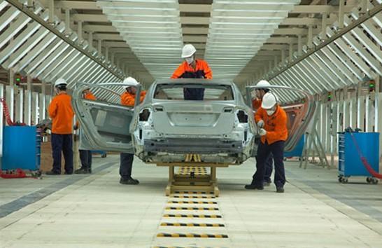 重庆车主独享 沃尔沃邀您参观成都工厂高清图片