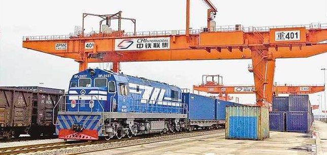 重庆:渝新欧越南国际班列成功开通