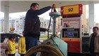 55升油箱加了70升油