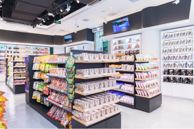 丰趣海淘重庆首家实体店开业 可体验无人零售模式