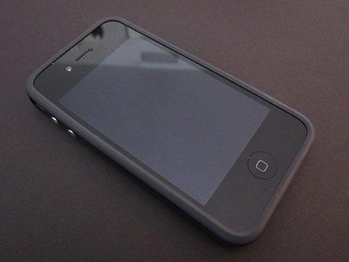 苹果原装BumperiPhone 4代边框信号保护套